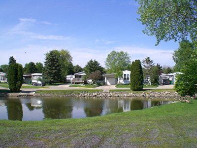 Evergreen Village Mobile Home Community